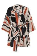 Short Kimono With Belt