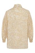 Printed Loose-fit Shirt