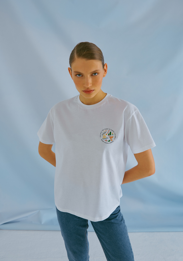Organic Cotton Tshirt